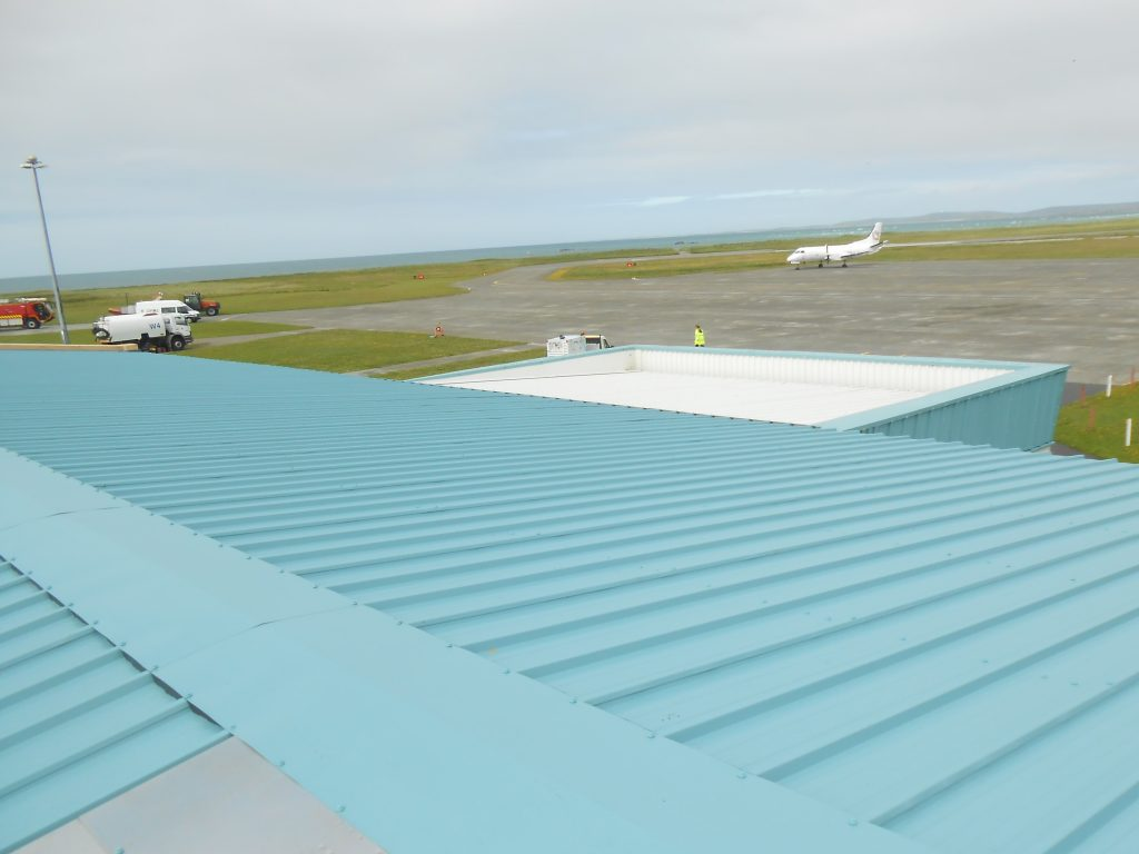 Airport Roof 2