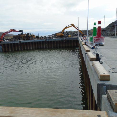 Ardveenish Harbour