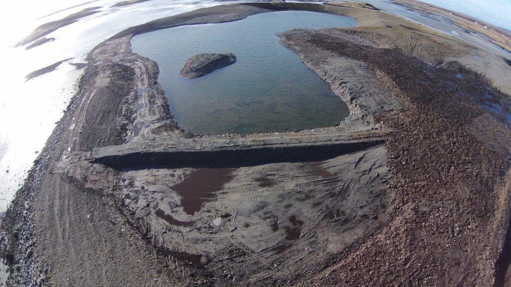 Coastal Erosion Protection & Land Restoration