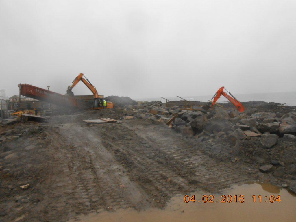 Coastal Erosion Protection