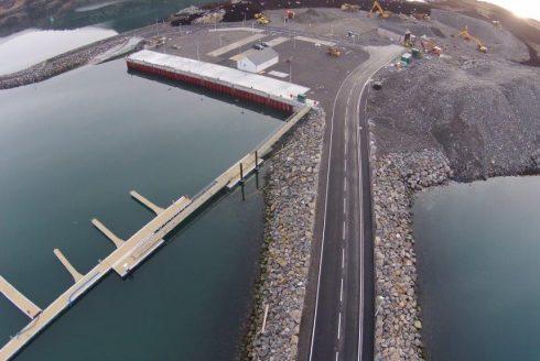Lochbosidale Harbour Plant