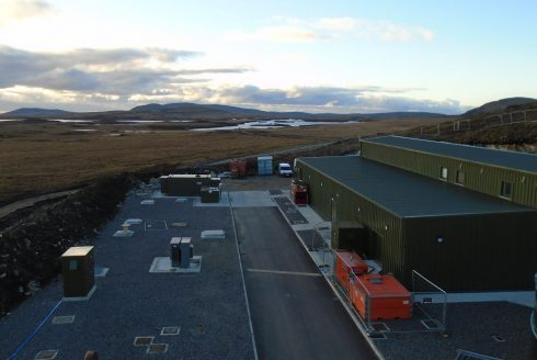 Lochmaddy Water Plant
