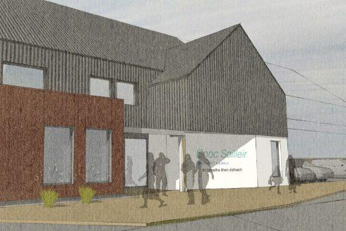 Cnoc Soilleir Phase 1 2 John Renshaw Architects