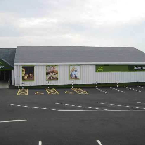 MIB Principal Contractor - MacLennans Supermarket Extension